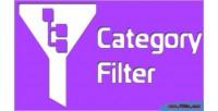 Categor magento filter