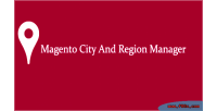 City magento manager region and