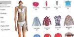 Clothing fashion closet magento