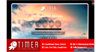 Coming timer soon extension magento