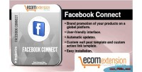 Connect facebook extension