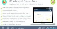 Contact advanced form