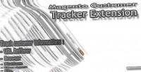 Customer magento tracker