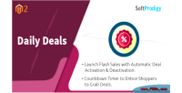 Daily advanced deals extension 2 magento