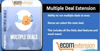 Deals multiple extension