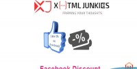 Discount facebook extension