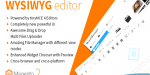 Editor wysiwyg pro 2 magento