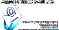 Email outgoing logs