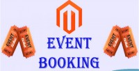Event magento booking
