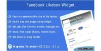 Fan facebook box