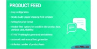 Feed product magento 2
