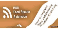 Feed rss extension magento reader