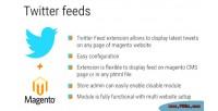 Feeds twitter