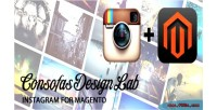 For instagram magento