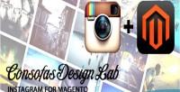 For instagram magento