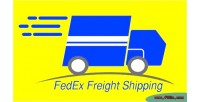 Freight fedex shipping