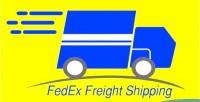 Freight fedex shipping