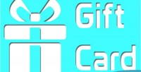 Gift magento card