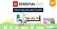Grid essential magento extension