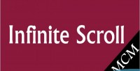 Infinite magento scroll