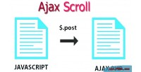 Infinite magento scroll extension scroll ajax