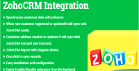 Integration zohocrm magento 2
