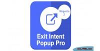 Intent exit popup pro