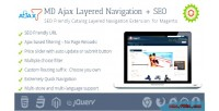 Layered ajax navigation seo