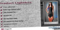 Lightbox product image magento for gallery