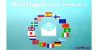 Lingual multi email templates