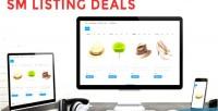 Listing sm deals module responsive 2 magento