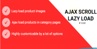 Magento 2 ajax scroll load lazy and
