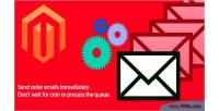Magento bypass email queue