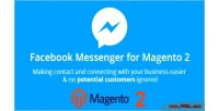 Messenger facebook 2 magento for