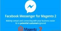 Messenger facebook 2 magento for