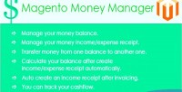 Money magento manager extension