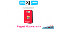 Multicurrency paypal