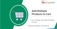 Multiple add product extension to magento cart