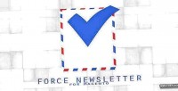 Newsletter force for magento