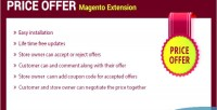 Offer price bargain extension 2 magento