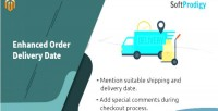 Order enhanced delivery date