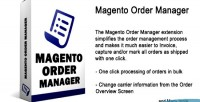 Order magento manager
