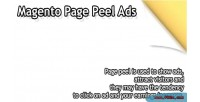 Page magento peel ads