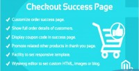 Page success extension 2 magento