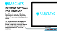 Payment barclays gateway magento