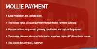 Payment mollie 2 magento gateway