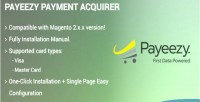 Payment payeezy acquirer