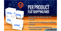 Per magento product extension shipping flat