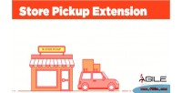 Pickup store extension
