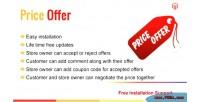 Price magento offer bargain